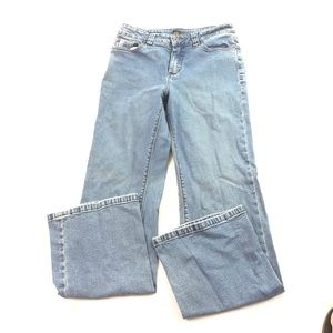 Jag Jeans Stretch Straight Womens 8